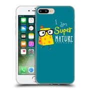 Official DINOMIKE FUN ILLUSTRATIONS Super Mature Soft Gel Case for Apple iPhone 7 Plus (C_1FA_1BB23)
