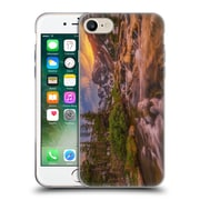Official Darren White Sunrises and Sunsets Indian Peaks Soft Gel Case for Apple iPhone 7 (C_1F9_1B1D9)