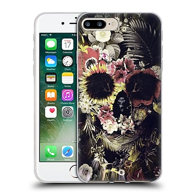 OFFICIAL ALI GULEC THE MESSAGE Garden Skull Soft Gel Case for Apple iPhone 7 Plus (C_1FA_1BD53)