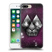 OFFICIAL ALI GULEC GEOMETRIC Cosmic Tiger Soft Gel Case for Apple iPhone 7 Plus (C_1FA_1BD3A)