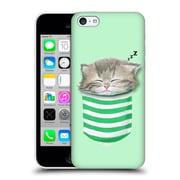 OFFICIAL TUMMEOW CATS 2 Pocket Hard Back Case for Apple iPhone 5c (9_E_1BA8D)