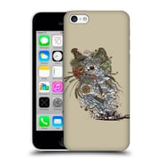 OFFICIAL TUMMEOW CATS 2 Color To Nature Hard Back Case for Apple iPhone 5c (9_E_1BA96)
