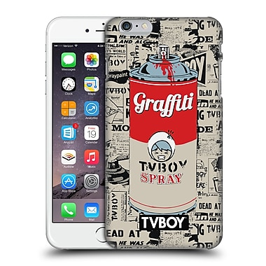 OFFICIAL TVBOY URBAN POP ART Graffiti Can Hard Back Case for Apple iPhone 6 Plus / 6s Plus (9_10_19A83)