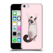 OFFICIAL TUMMEOW CATS 2 Angry Hang Hard Back Case for Apple iPhone 5c (9_E_1BA94)