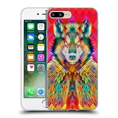 OFFICIAL ALI GULEC GEOMETRIC Corp Wolf Soft Gel Case for Apple iPhone 7 Plus (C_1FA_1BD39)