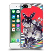OFFICIAL ALI GULEC WITH ATTITUDE Time Traveller Soft Gel Case for Apple iPhone 7 Plus (C_1FA_1BD79)