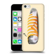 OFFICIAL TUMMEOW CATS 2 Paper Hard Back Case for Apple iPhone 5c (9_E_1BA8E)