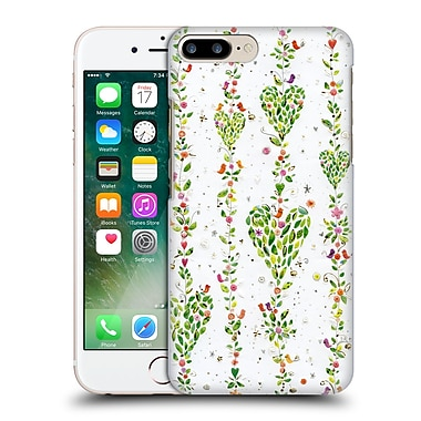 OFFICIAL TURNOWSKY BOLD BEAUTIFUL Leaves Of Love Hard Back Case for Apple iPhone 7 Plus (9_1FA_1CE29)