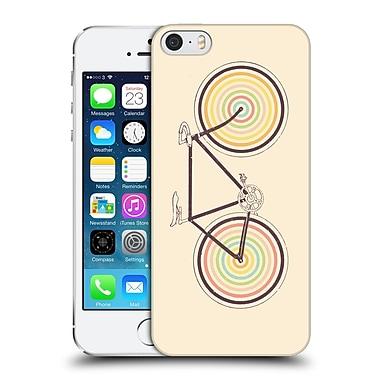 OFFICIAL FLORENT BODART BIKES Velocolour Hard Back Case for Apple iPhone 5 / 5s / SE (9_D_1AF9C)