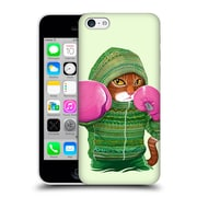 OFFICIAL TUMMEOW BOXING Cat 3 Hard Back Case for Apple iPhone 5c (9_E_1DBFE)
