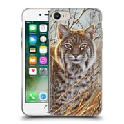 Official CHUCK BLACK BIG CATS Always Watching Soft Gel Case for Apple iPhone 7 (C_1F9_1AE6D)