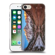 Official DARREN WHITE REFLECTION Indian Peaks Reflection Soft Gel Case for Apple iPhone 7 (C_1F9_1B1CE)