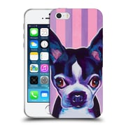 Official Dawgart Dogs Missy Soft Gel Case for Apple iPhone 5 / 5s / SE (C_D_1A446)