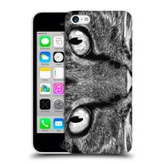 OFFICIAL TUMMEOW CATS Black and White Hard Back Case for Apple iPhone 5c (9_E_1B552)