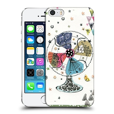 OFFICIAL TURNOWSKY RETRO VISION Fantastic Fan Hard Back Case for Apple iPhone 5 / 5s / SE (9_D_1CE94)