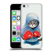 OFFICIAL TUMMEOW BOXING Cat Hard Back Case for Apple iPhone 5c (9_E_1DBFC)