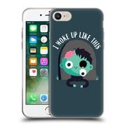 Official DINOMIKE FUN ILLUSTRATIONS I Woke Up Like This Soft Gel Case for Apple iPhone 7 (C_1F9_1BB1E)