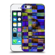 OFFICIAL AMY SIA GEOMETRIC Island Daze 2 Soft Gel Case for Apple iPhone 5 / 5s / SE (C_D_1AB54)