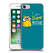 Official DINOMIKE FUN ILLUSTRATIONS Super Mature Soft Gel Case for Apple iPhone 7 (C_1F9_1BB23)