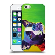 Official Dawgart Dogs Ridley Soft Gel Case for Apple iPhone 5 / 5s / SE (C_D_1A447)