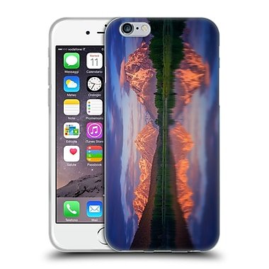 Official DARREN WHITE REFLECTION Belt Of Venus At Oxbow Soft Gel Case for Apple iPhone 6 / 6s (C_F_1B1CD)