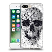 OFFICIAL ALI GULEC THE MESSAGE Doodle Skull Soft Gel Case for Apple iPhone 7 Plus (C_1FA_1BD4D)