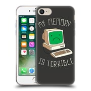 Official DINOMIKE FUN ILLUSTRATIONS My Memory Is Terrible Soft Gel Case for Apple iPhone 7 (C_1F9_1BB20)