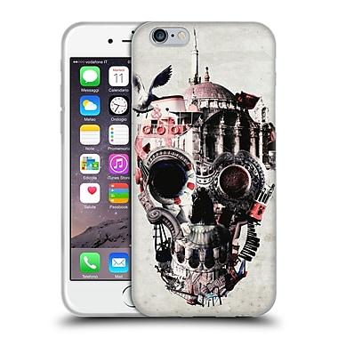OFFICIAL ALI GULEC THE MESSAGE Istanbul Skull Soft Gel Case for Apple iPhone 6 / 6s (C_F_1BD55)