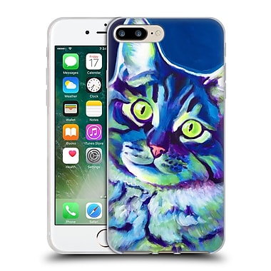 Official DAWGART CATS Alphonse Soft Gel Case for Apple iPhone 7 Plus (C_1FA_1A432)
