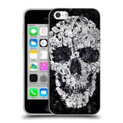 OFFICIAL ALI GULEC THE MESSAGE Doodle Black Soft Gel Case for Apple iPhone 5c (C_E_1BD4C)