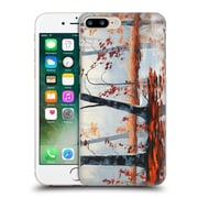 OFFICIAL GRAHAM GERCKEN TREES Woodland Fall Hard Back Case for Apple iPhone 7 Plus (9_1FA_1C2BE)