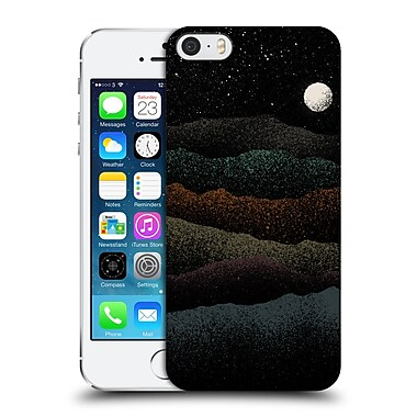 OFFICIAL FLORENT BODART LANDSCAPES Mountains Beyond Mountains Hard Back Case for Apple iPhone 5 / 5s / SE (9_D_1AFA7)