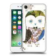 OFFICIAL TURNOWSKY MILLE FEUILLE Gentleman Owl Hard Back Case for Apple iPhone 7 (9_1F9_1CE71)