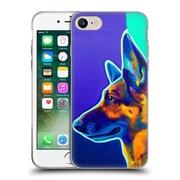 Official Dawgart Dogs 2 German Shepherd Schatze Soft Gel Case for Apple iPhone 7 (C_1F9_1A44B)