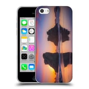 Official Darren White Sunrises and Sunsets Bandon Soft Gel Case for Apple iPhone 5c (C_E_1B1D5)