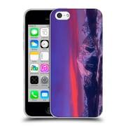 Official Darren White Sunrises and Sunsets Gore Range Soft Gel Case for Apple iPhone 5c (C_E_1B1D8)