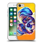 Official Dawgart Dogs 2 Shih Tzu Lacey Soft Gel Case for Apple iPhone 7 (C_1F9_1A44E)