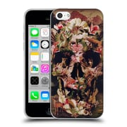OFFICIAL ALI GULEC THE MESSAGE Jungle Skull Soft Gel Case for Apple iPhone 5c (C_E_1BD56)