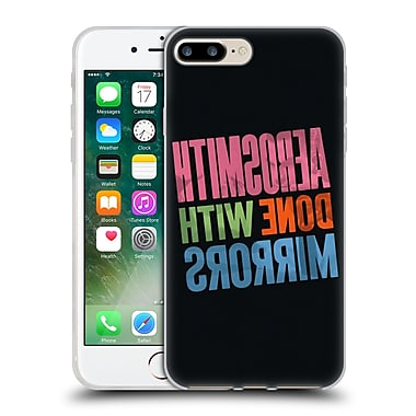 OFFICIAL AEROSMITH ALBUMS Done With Mirrors Soft Gel Case for Apple iPhone 7 Plus (C_1FA_1D699)