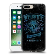 OFFICIAL AEROSMITH LOGOS Aero Force One 1 Soft Gel Case for Apple iPhone 7 Plus (C_1FA_1D6A3)