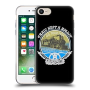 OFFICIAL AEROSMITH TOUR Train Kept Rolling Soft Gel Case for Apple iPhone 7 (C_1F9_1D6A9)