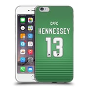 Official Crystal Palace FC 2016/17 Players Away Kit Wayne Hennessey Soft Gel Case for Apple iPhone 6 Plus / 6s Plus (C_10_1E643)