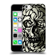 OFFICIAL ALI GULEC THE MESSAGE Skull Soft Gel Case for Apple iPhone 5c (C_E_1BD59)