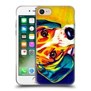 Official Dawgart Dogs 2 Beagle Bailey Soft Gel Case for Apple iPhone 7 (C_1F9_1A449)