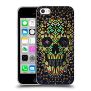 OFFICIAL ALI GULEC THE MESSAGE Skull 2 Soft Gel Case for Apple iPhone 5c (C_E_1BD5A)