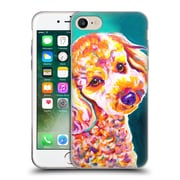 Official Dawgart Dogs 2 Poodle Curly Soft Gel Case for Apple iPhone 7 (C_1F9_1A44D)