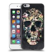 OFFICIAL ALI GULEC THE MESSAGE 2 Vintage Skull Soft Gel Case for Apple iPhone 6 Plus / 6s Plus (C_10_1BD5F)