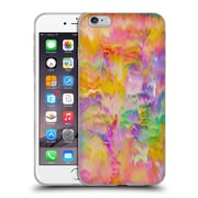 OFFICIAL AMY SIA ABSTRACT COLOURS Lolly Love Soft Gel Case for Apple iPhone 6 Plus / 6s Plus (C_10_1AB2E)