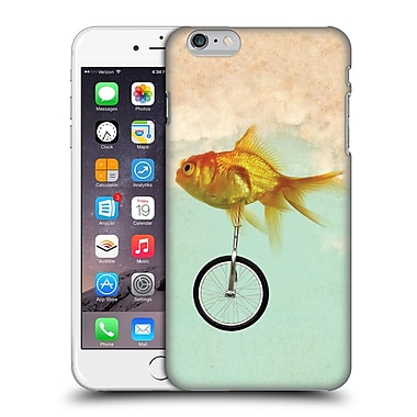 OFFICIAL VIN ZZEP FISH Unicycle Goldfish Hard Back Case for Apple iPhone 6 Plus / 6s Plus (9_10_1E25B)