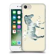 OFFICIAL VIN ZZEP ANIMALS Zebra Hard Back Case for Apple iPhone 7 (9_1F9_1E236)